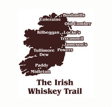 Irish Whisky Trail