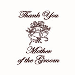 Thank You Mother Of The Groom